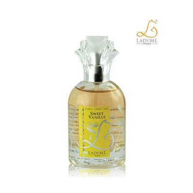 Parfum sweet vanille 75ml
