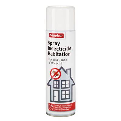 Spray insecticide habitation 500ml